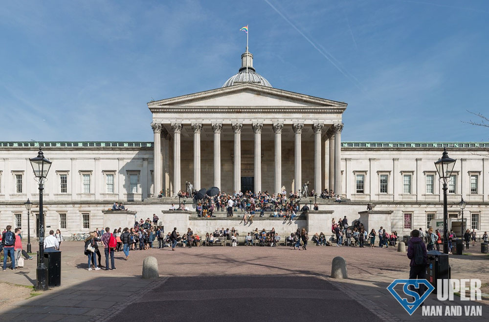 Wilkins Building at the UCL