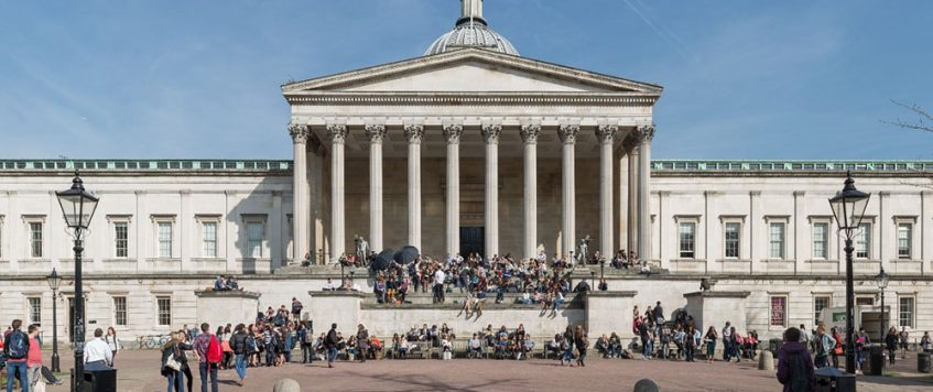 Three of the best colleges in London